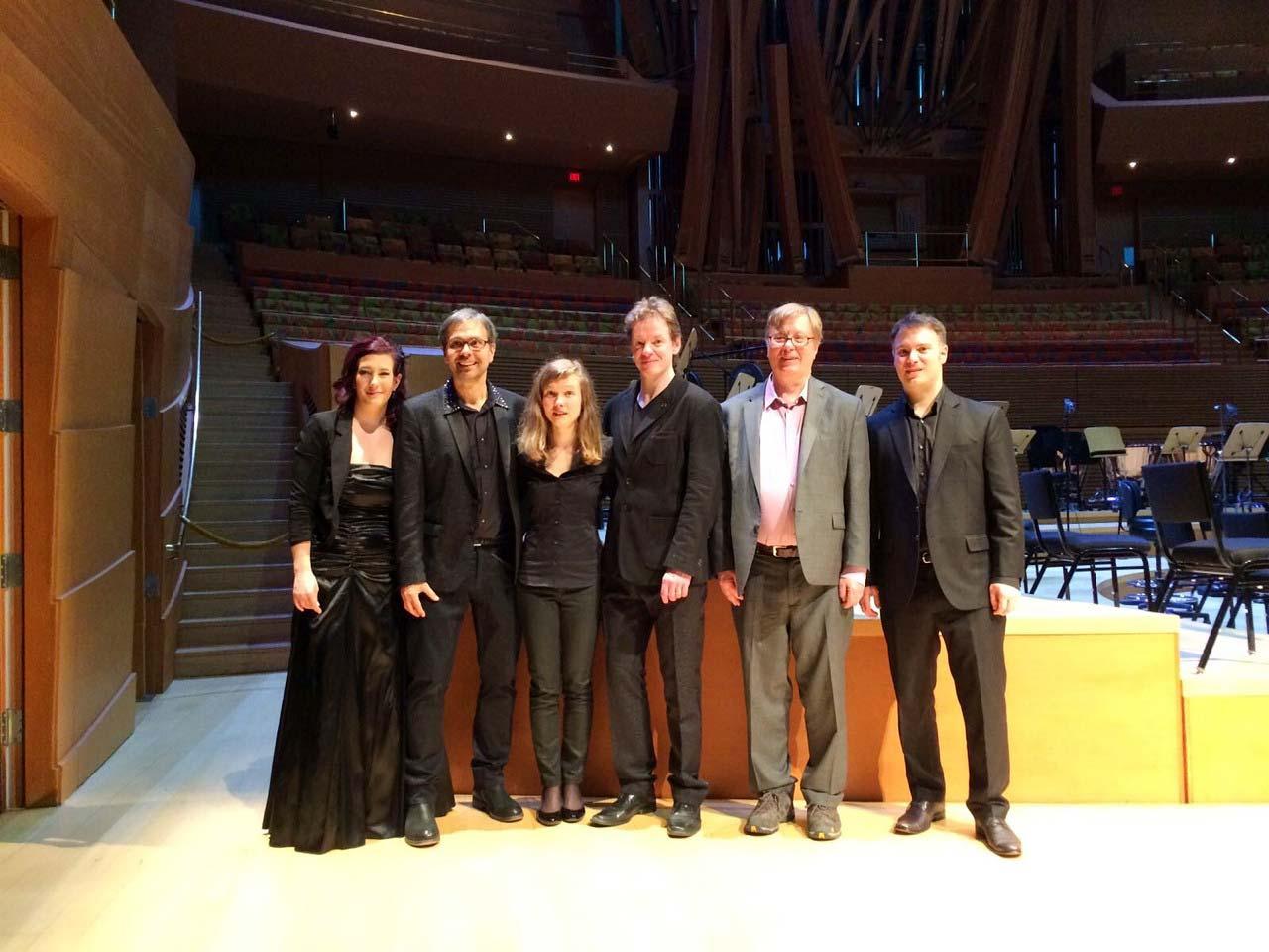 Concerto grosso nr. 1 in Los Angeles