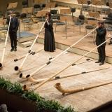 Proben mit Kent Nagano in der Tonhalle Zürich